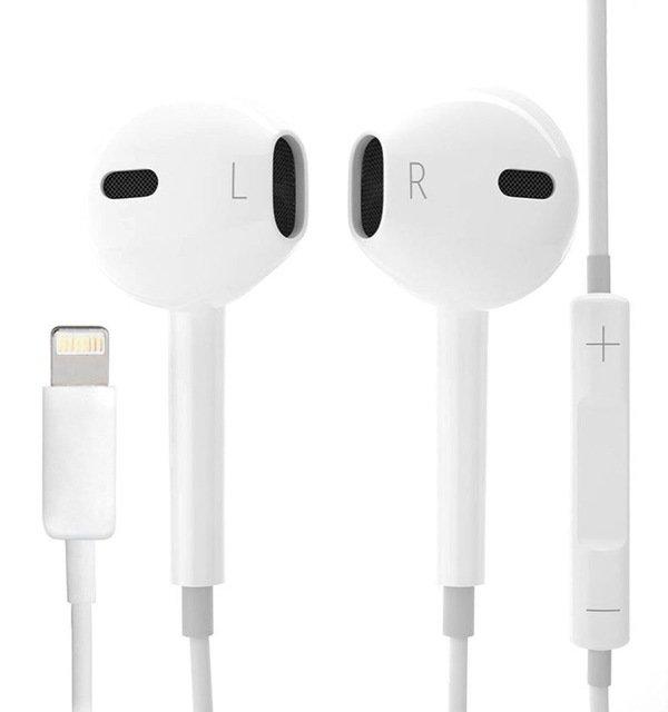 Наушники Apple EarPods с разъемом Lightning e6e4aa6e2de6a