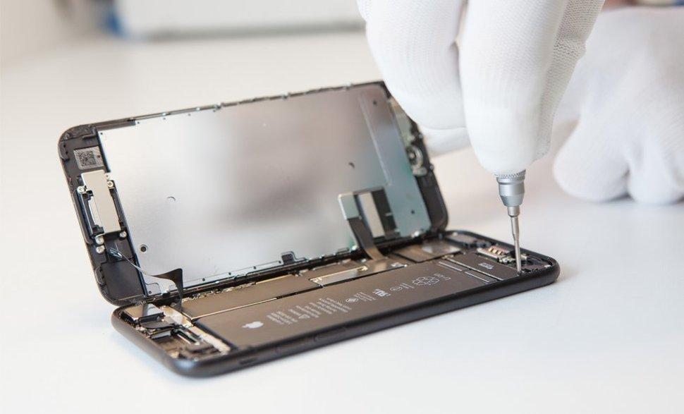 ремонт айфона пайка